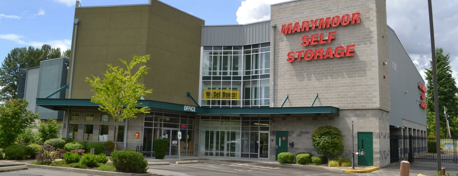 Redmond Storage | Marymoor Self Storage